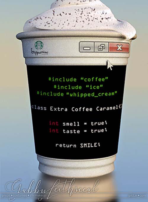 3d-Coffee-Code