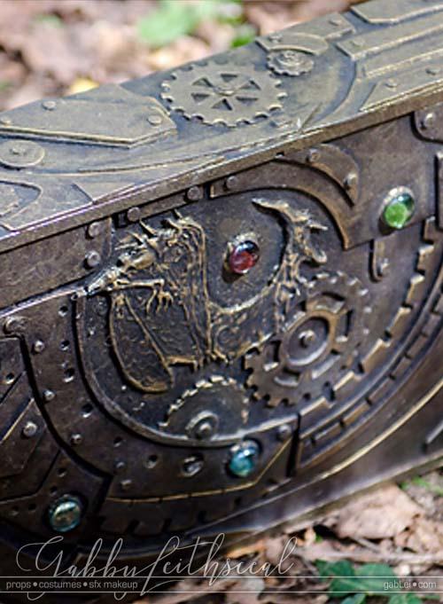 Blood-Fairies-Prop-Lock-Box-on-Site