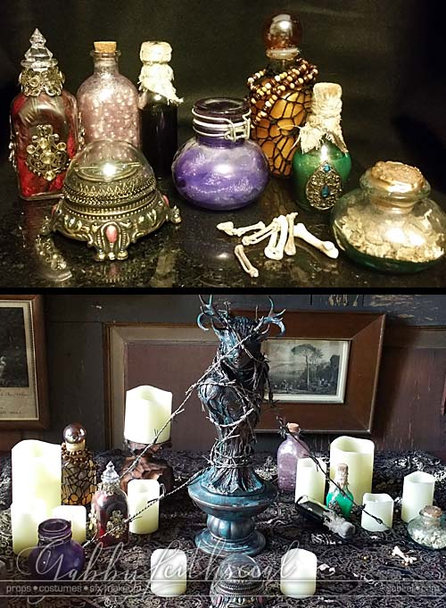 Blood-Fairies-Set-Oberon-Alter-Jars-Compass