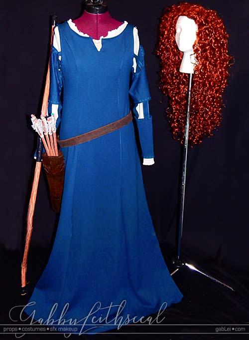 Brave-Merida-Costume