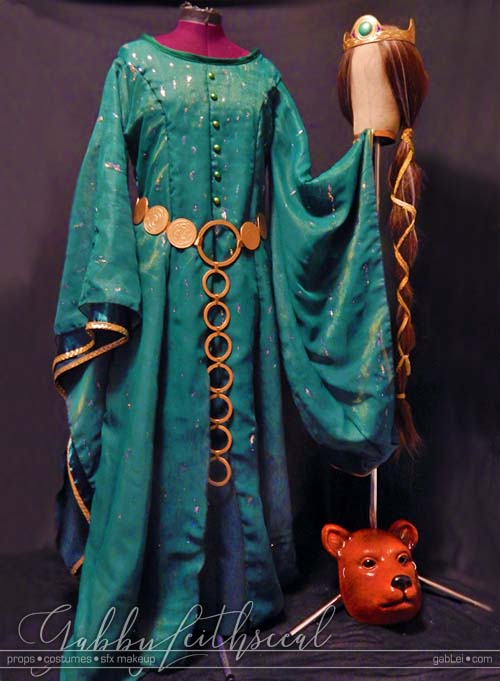 Brave-Queen-Elinor-Costume