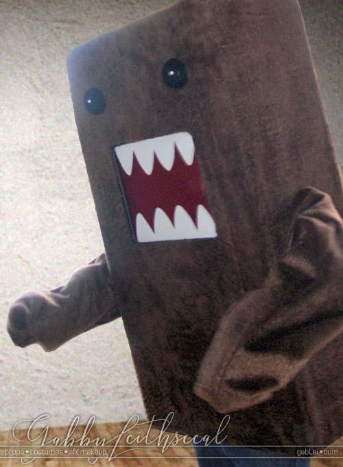 Domo-Kun-Costume