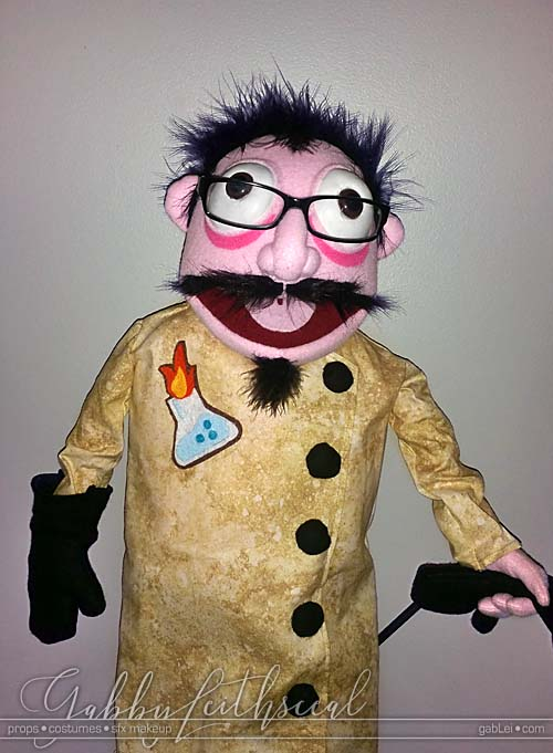 Dr-Boom-Puppet-Prop
