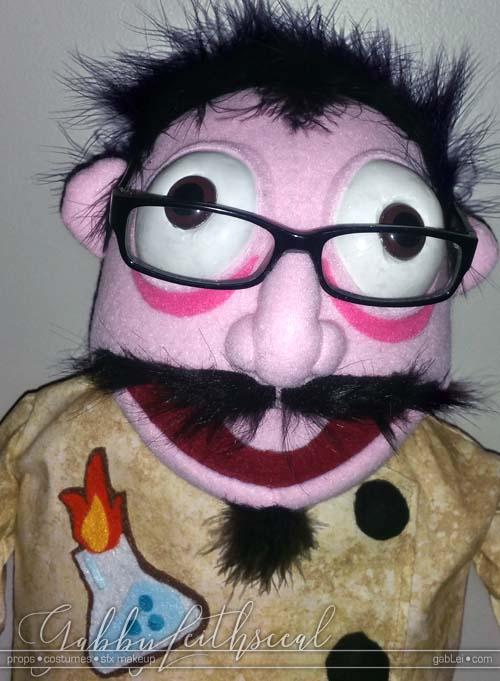 Dr-Boom-Puppet-Prop-closeup