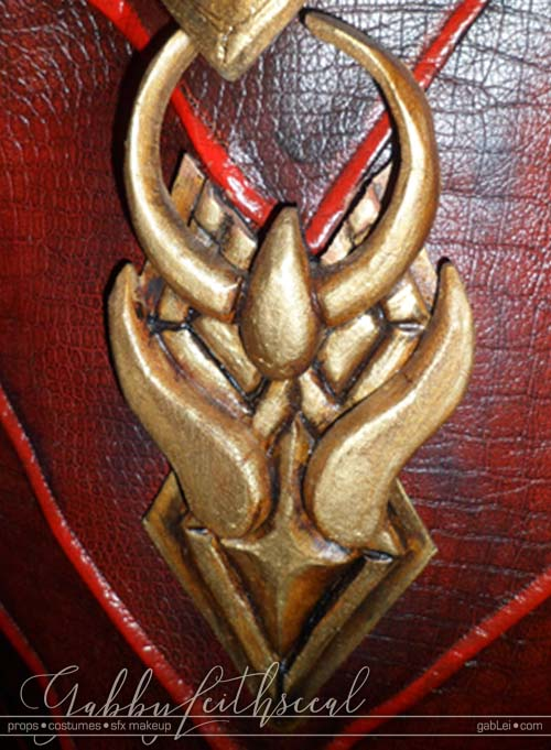 Dracula-Belmont-Costume-Coat-Back-Detail