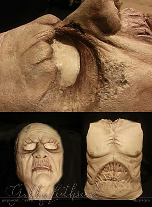 Dracula-Belmont-Costume-Prosthetic-PrePaint