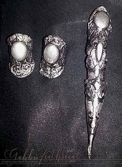 Dracula-Belmont-Costume-Rings
