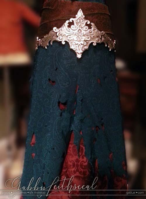 Dracula-Belmont-Costume-Skirt