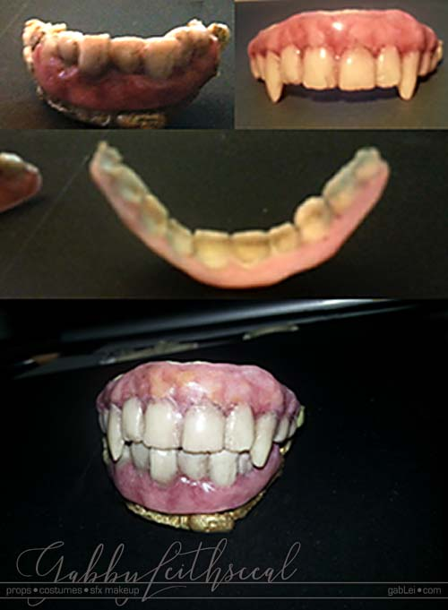 Dracula-Belmont-Costume-Teeth