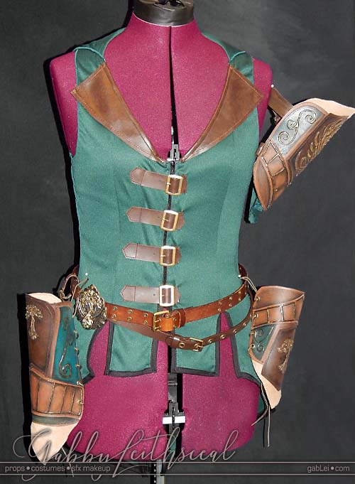 Elven-Cadet-Costume