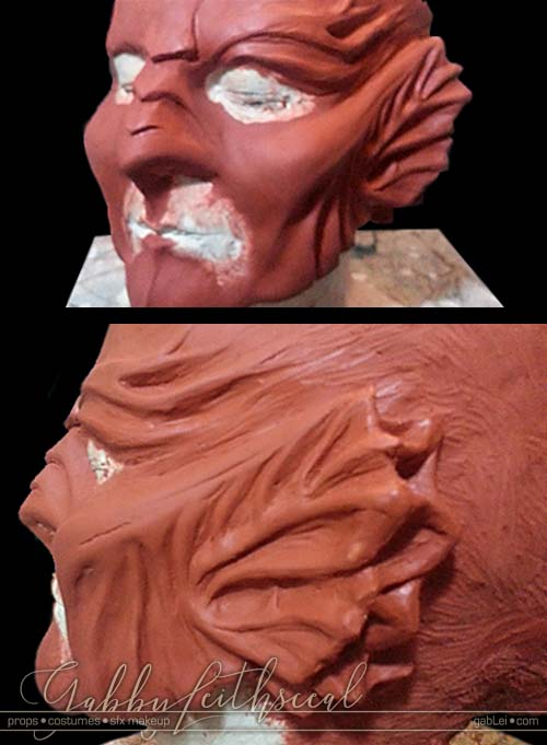 Faceoff-Sea-Elf-Mask-Sculpt-WIP