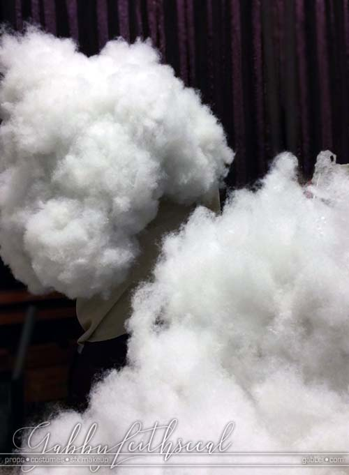 Film-Luftmench-Costume-Cloud-Heads