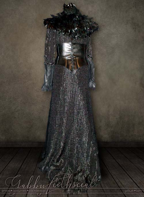 Grand-Witch-Muriel-Costume-Back