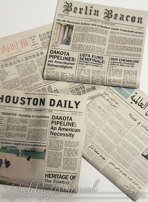 Heartland-Props-Folded-Multilingual-Newspapers