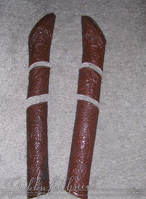 Hellboy-II-Cosplay-Props-Spear-Pole-Cast-Sections