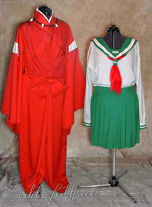 Inuyasha-Plus-Size-Kagome-Costumes