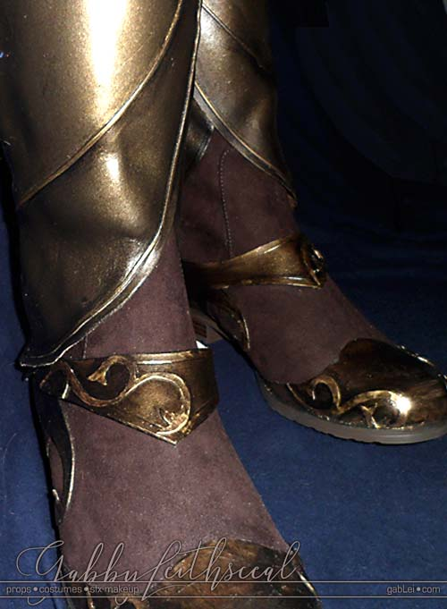 LOTR-Costume-Leather-Boots-Accent