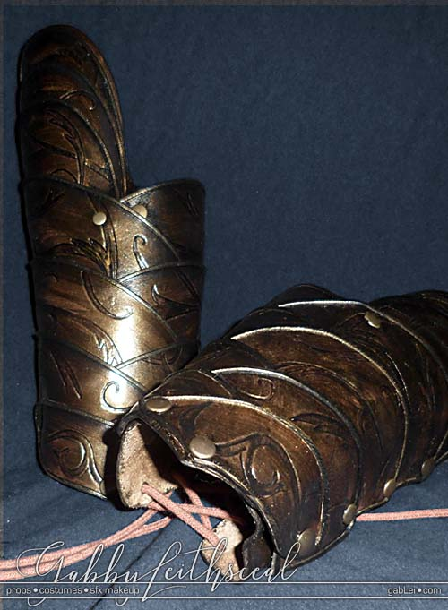 LOTR-Costume-Leather-Bracers