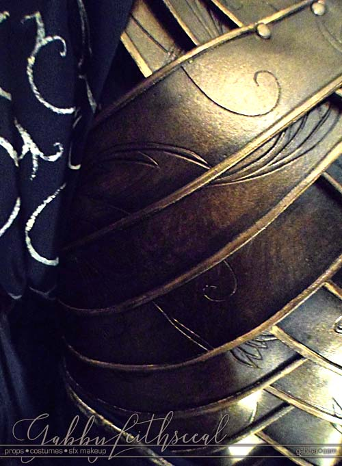 LOTR-Costume-Leather-Chest-Armor-Closeup