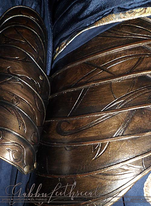 LOTR-Costume-Leather-Hip-Armor-Closeup