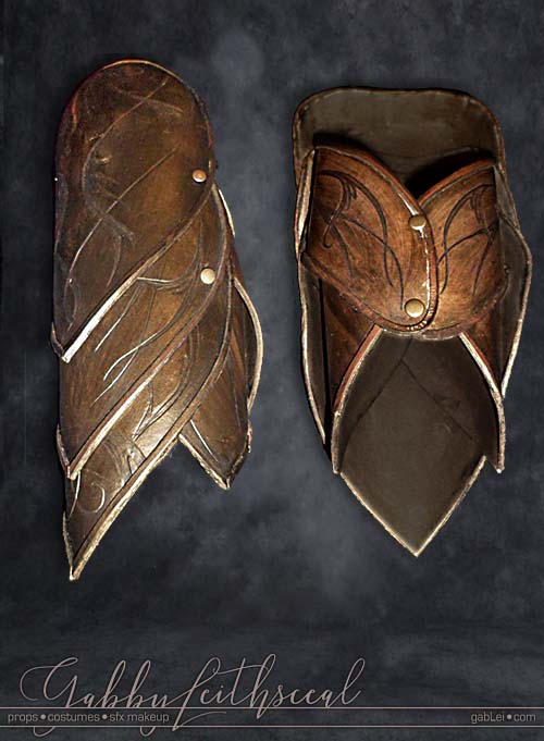 LOTR-Costume-Leather-Pauldrons