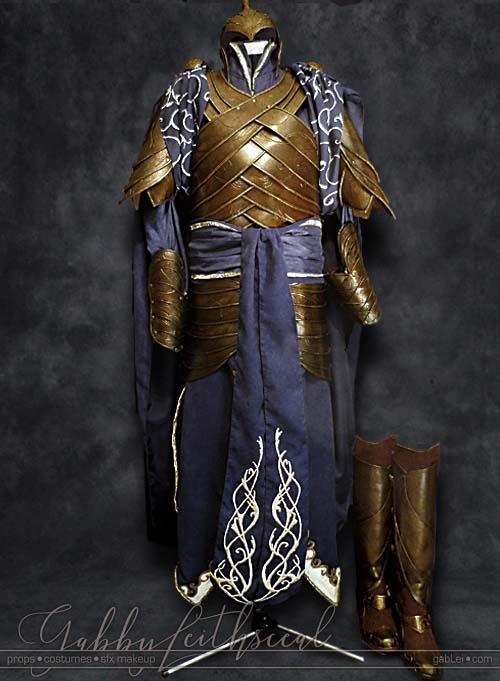 LOTR-Full-Costume-Armor-Front