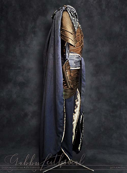 LOTR-Full-Costume-Armor-Side