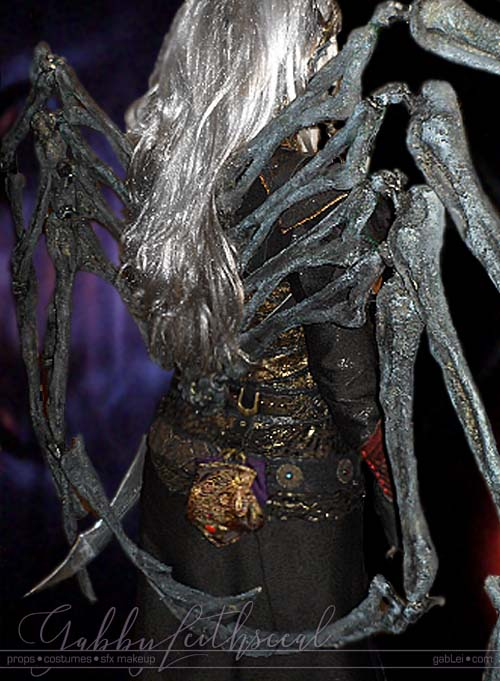 Lolth-Costume-Back-View
