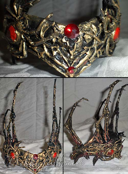 Lolth-Costume-Crown