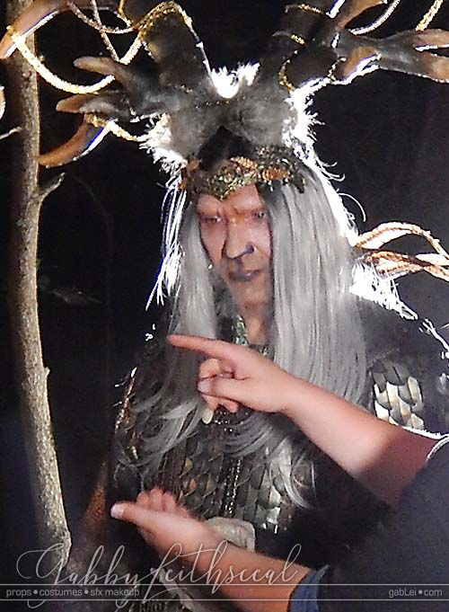Lord-Oberon-Costume-On-Set