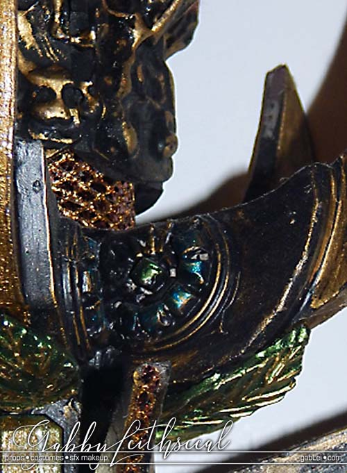 Lord-Oberon-Costume-Staff-Detail
