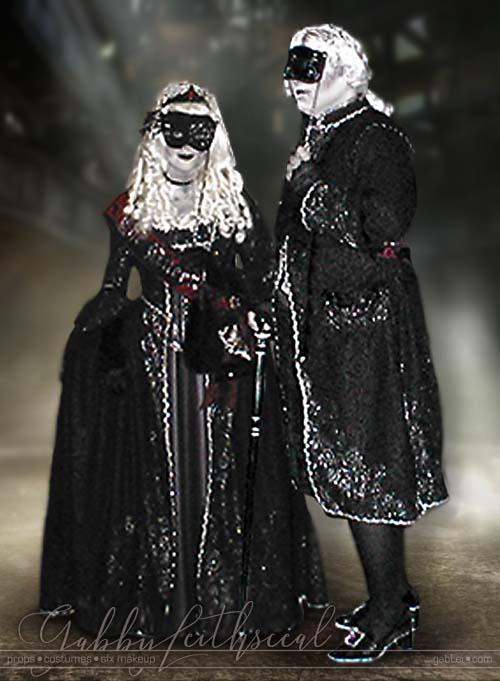 Masquerade-Costumes