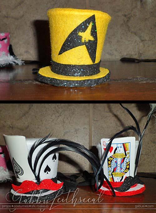 Mini-Top-Hats