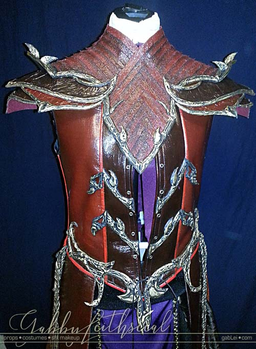 NY-Stage-Demon-Costume-Front-Detail