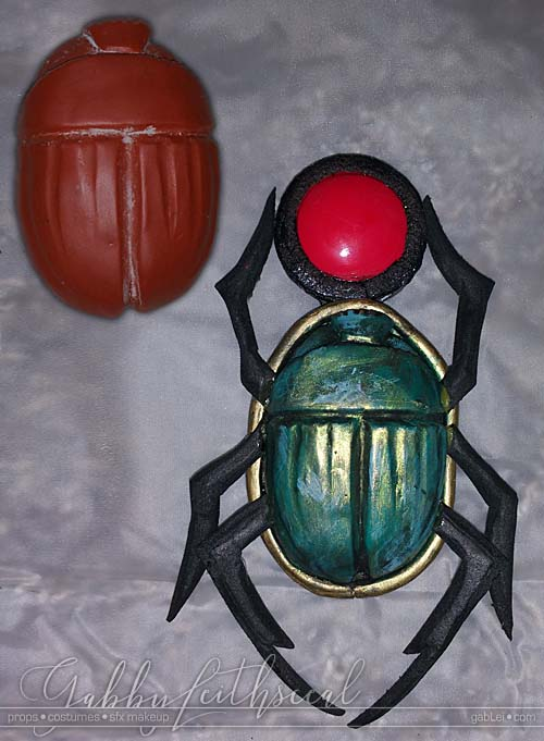 NY-Stage-Pharaoh-Costume-Scarab-Beetle-WIP