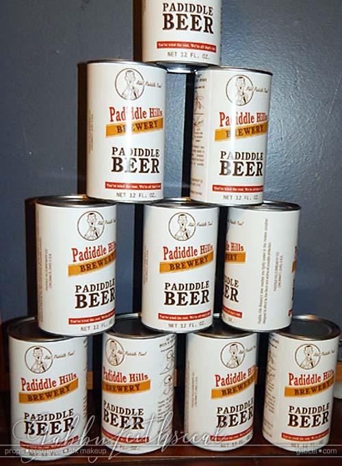Notzilla-Props-Sealed-Vinatge-Beer-Cans