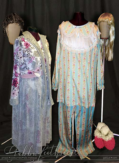 Poltergeist-Carol-Anne-and-Tangina-Costumes