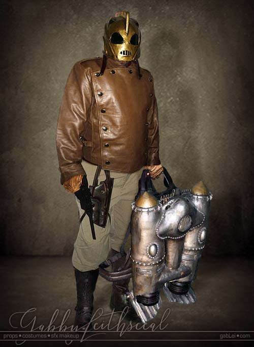 Rocketeer-Costume