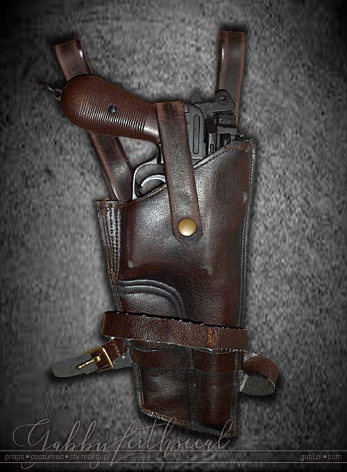 Rocketeer-Costume-Custom-Holster