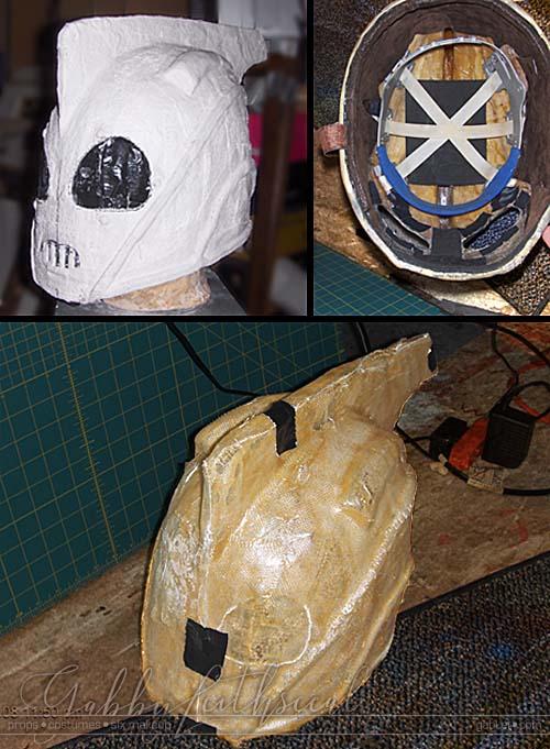 Rocketeer-Costume-Helmet-WIP