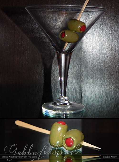 Stage-Props-Fake-Olives