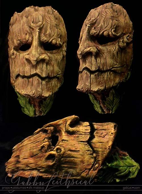 Woodsman-Mask