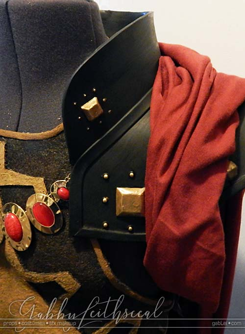 Zelda-Gandondorf-Costume-Fit-Test-Detail