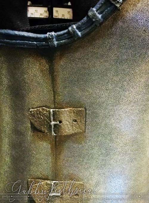 Zelda-Impa-Costume-Corset-Detail