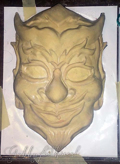 Haunt-Film-Devil-Mask-Sculpt