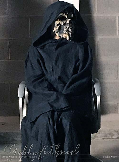 Haunt-Film-Reaper-Mask-On-Set