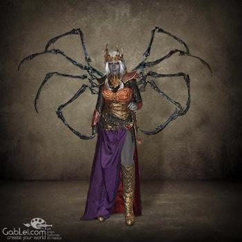 Lolth-Costume-Gabby-Leithsceal