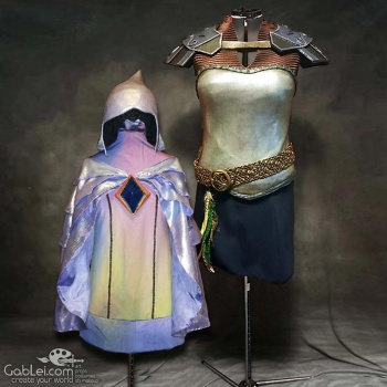 Zelda-Fi-and-Impa-Costume-Gabby-Leithsceal-Cl