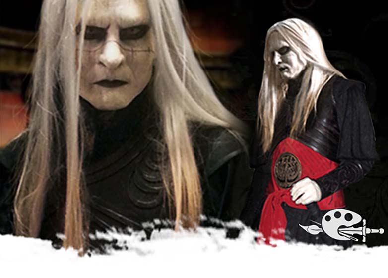 Prince Nuada Costume and Makeup featured image